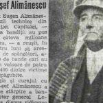 Adevăratul comisar Alimănescu