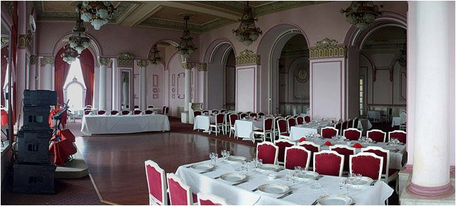 Cazinoul (interior, sala de bal).