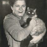 Ioana Radu, pisica