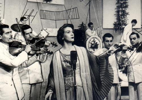 Maria Tanase formatie
