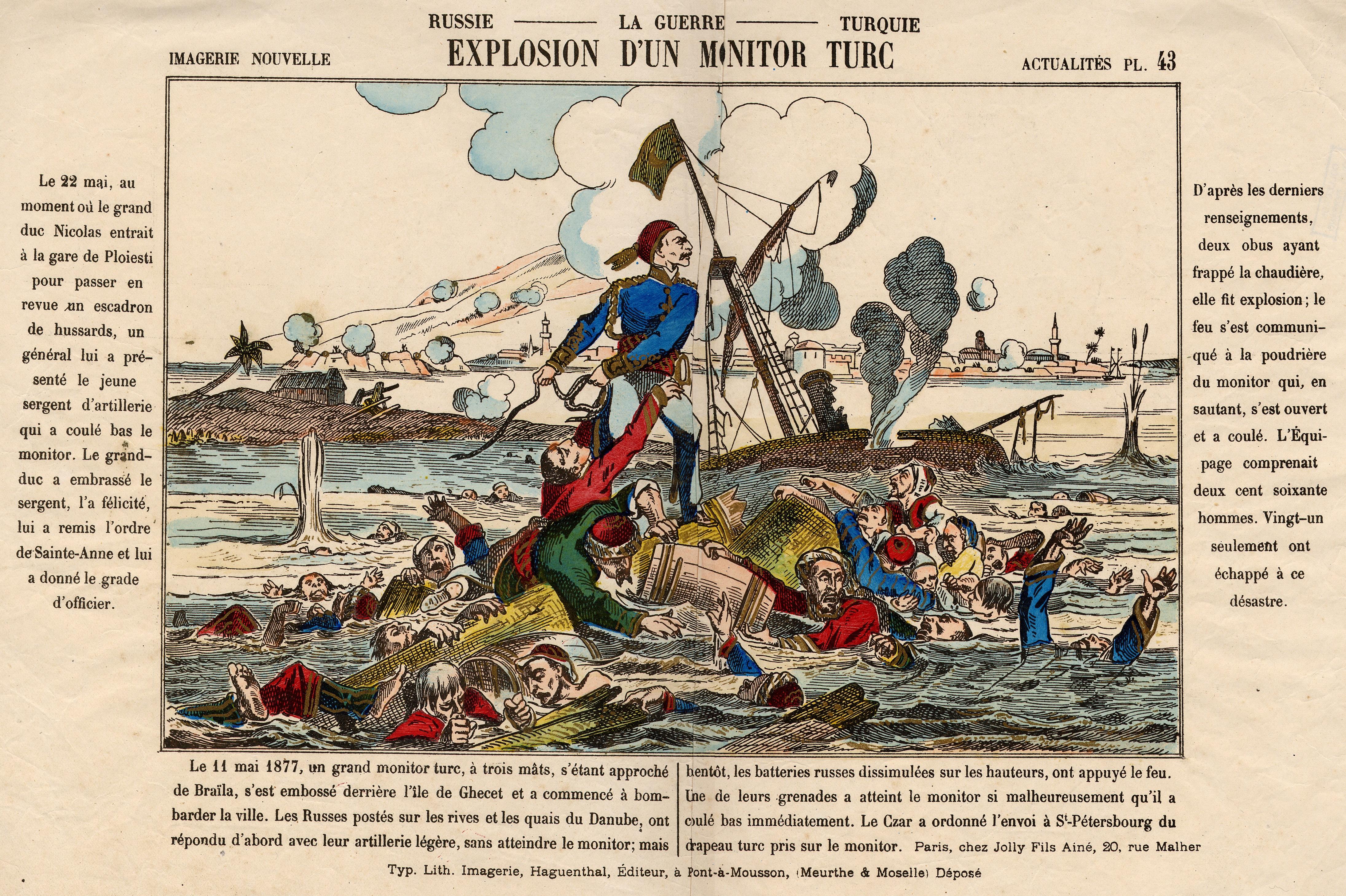 Russian-ottoman-war-1877-Danube-Braila