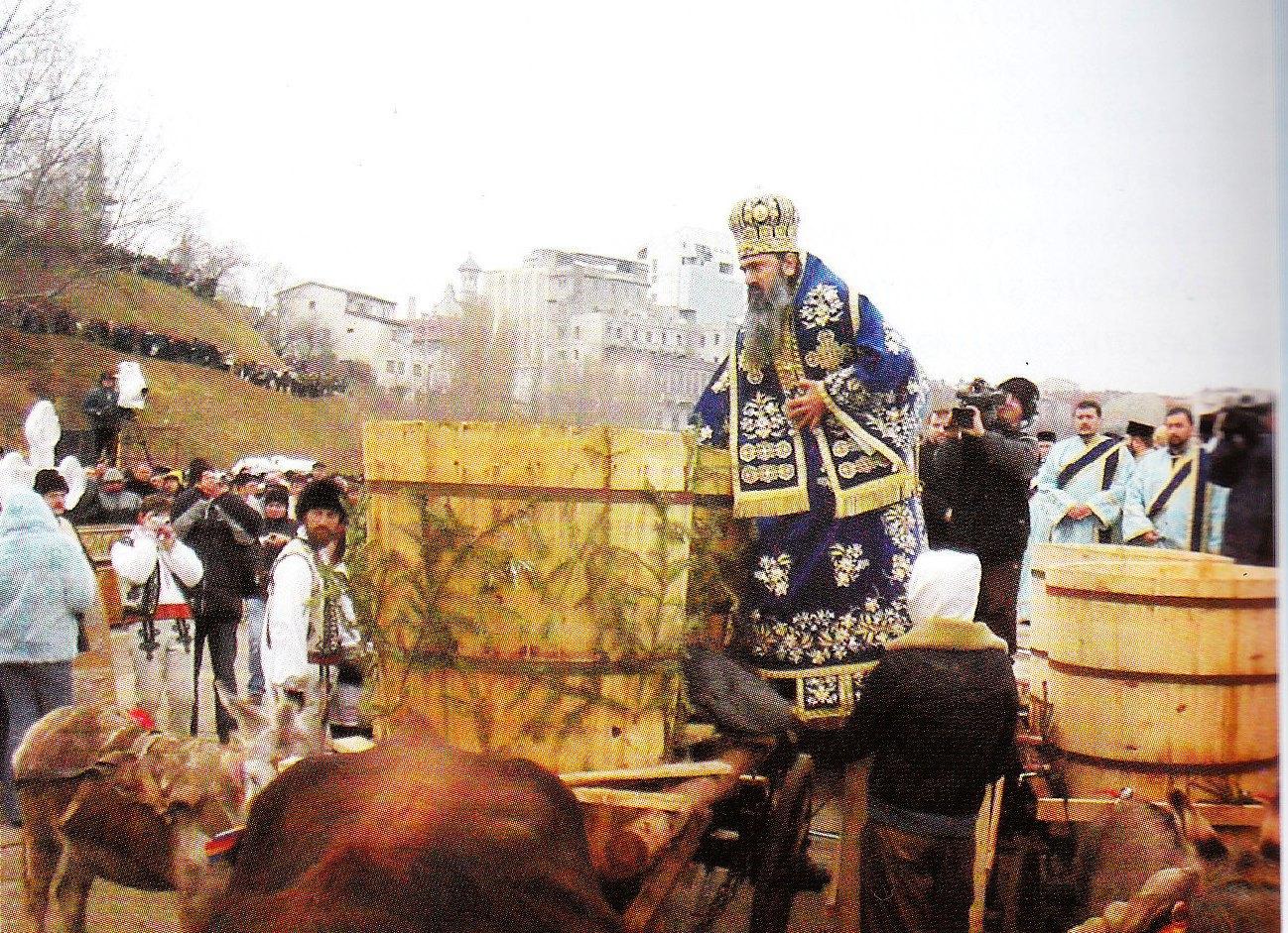 2002 - Boboteaza