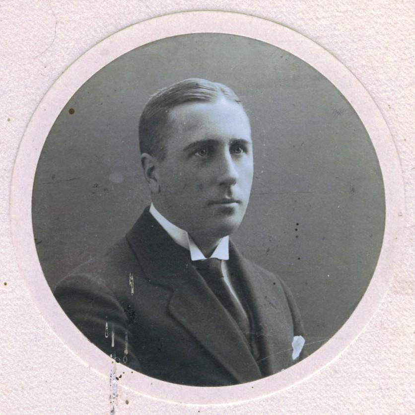 Boris Falz-Fein (arhiva lui Sergiu Scadovschi).