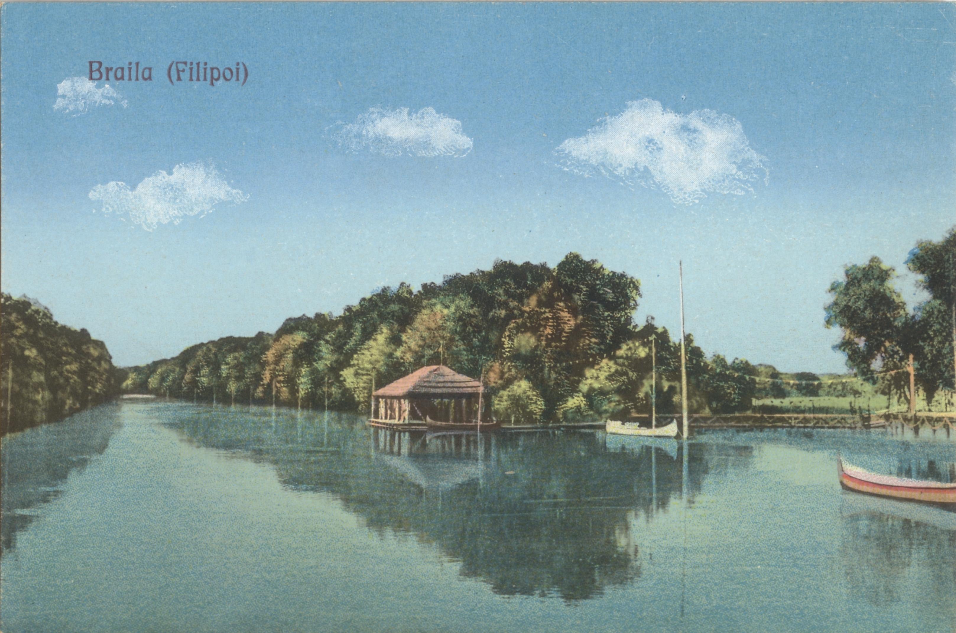 Brăila, Canalul Filipoiu.