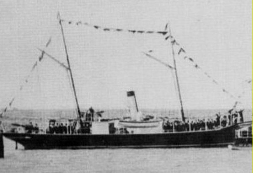 Canoniera GRIVITA (b)