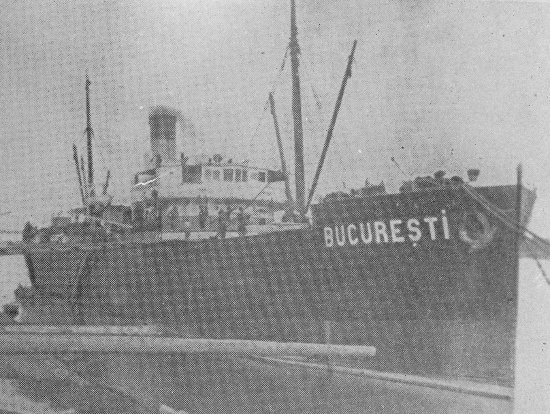Cargoul BUCURESTI