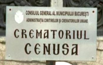 Crematoriul CENUSA