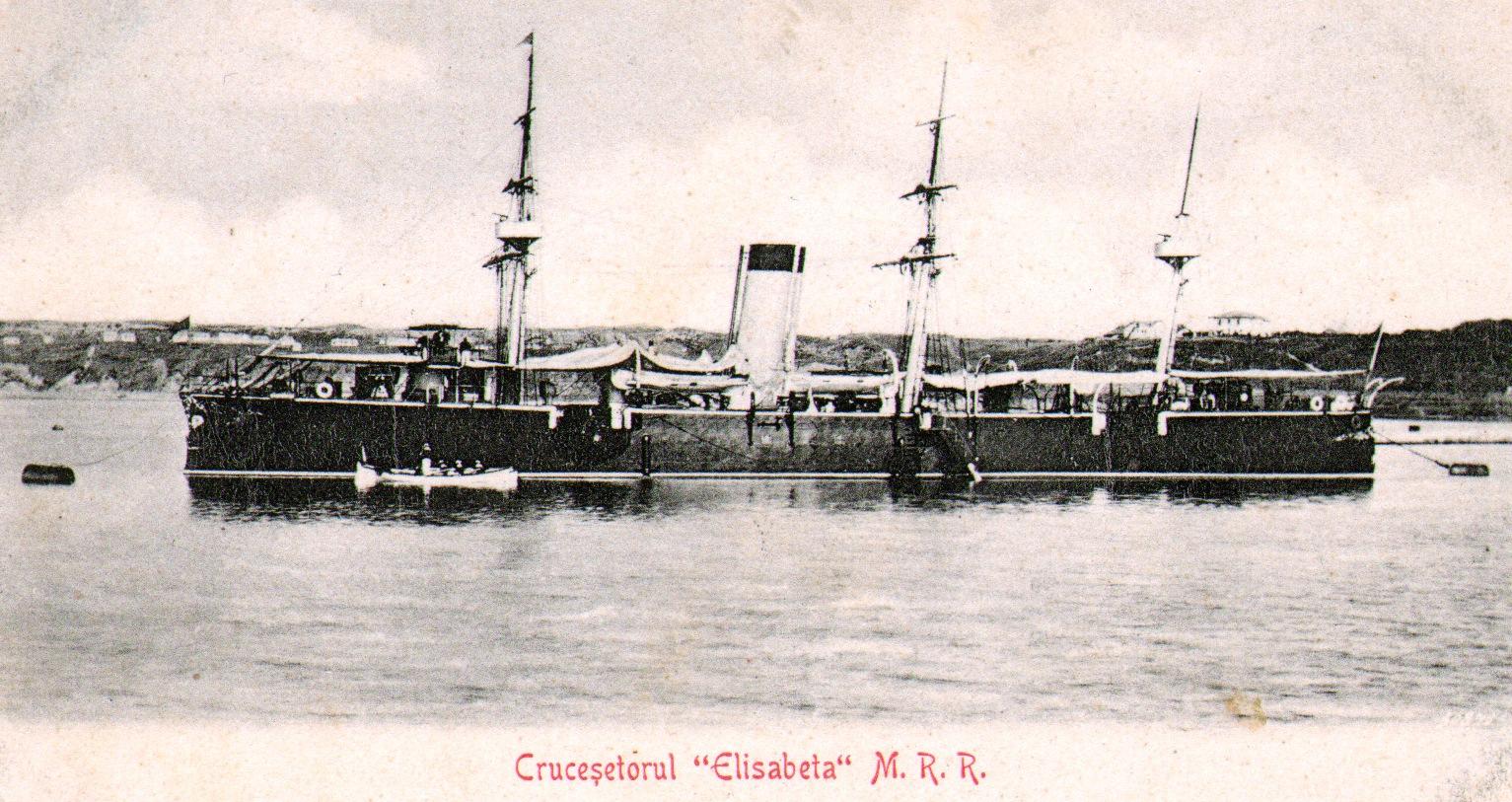 Crucisatorul ELISABETA (8sdfgvzaq)