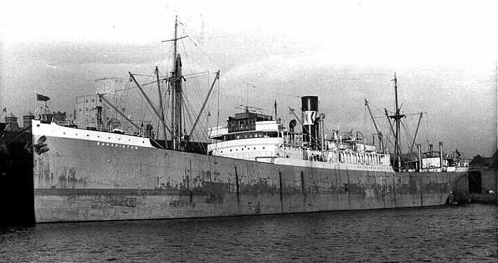 Nava BAHARISTAN (ulterior SIRETUL) - 3