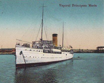 """Nava """"Principesa Maria"""", ex- """"Ignazio Florio"""", a fost cumpărată de Statul român cu suma de 1.526.252,95 lei de la societatea italiană """"Florio e Rubatino""""."""