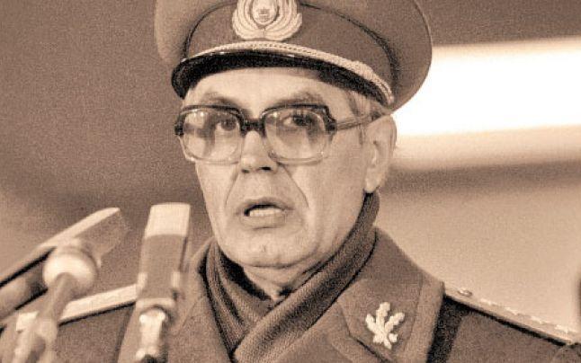 General Nicolae Militaru, dovedit ca spion al rușilor în Armata Română.
