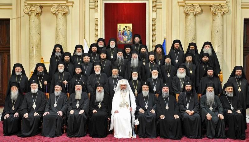 Sfântul Sinod al Bisericii Ortodoxe Române.