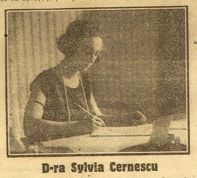 """""""În ghiarele lui Terente"""" – memoriul captivei Sylvia Cernescu"""