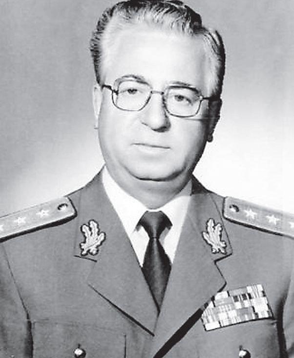 General Iulian Vlad.
