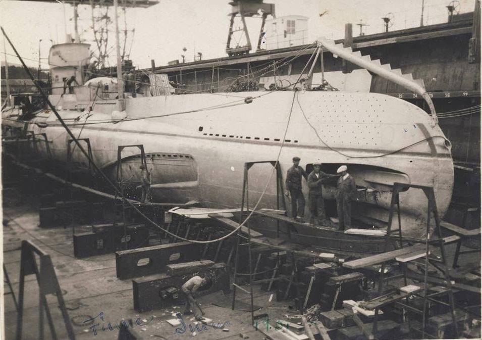 Construcția a fost finalizată abia la data de 9 mai 1936, după 9 ani și 6 luni de la emiterea comenzii!