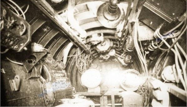 """""""Delfinul"""" - de aici a plecat torpila care s cufundat cargoul sovietic """"Uralles""""."""