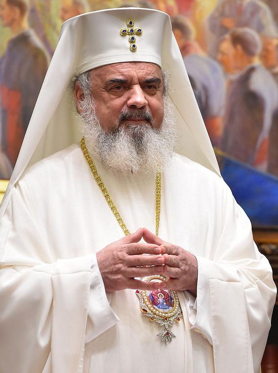Prea Fericirea Sa Daniel Ciobotea, Arhiepiscop al Bucureștilor, Mitropolit al Munteniei și Dobrogei, Locțiitor al Tronului Cezareei Capadociei, Patriarh al Bisericii Ortodoxe Române.