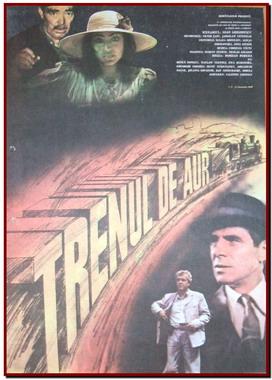 Afisul filmului Trenul de aur