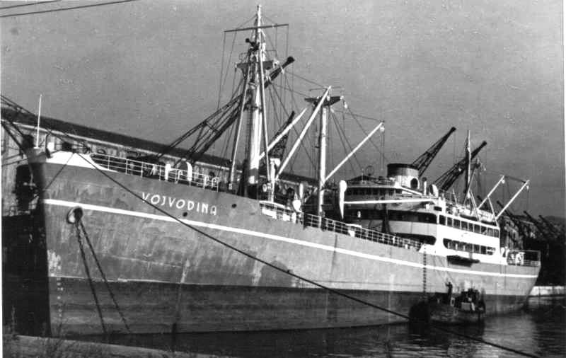 """La data de 7 februarie 1947, conform sentinţei Tribunalului pentru prada maritimă de război din Split, nava """"Balcic"""" a fost considerată pradă de război."""