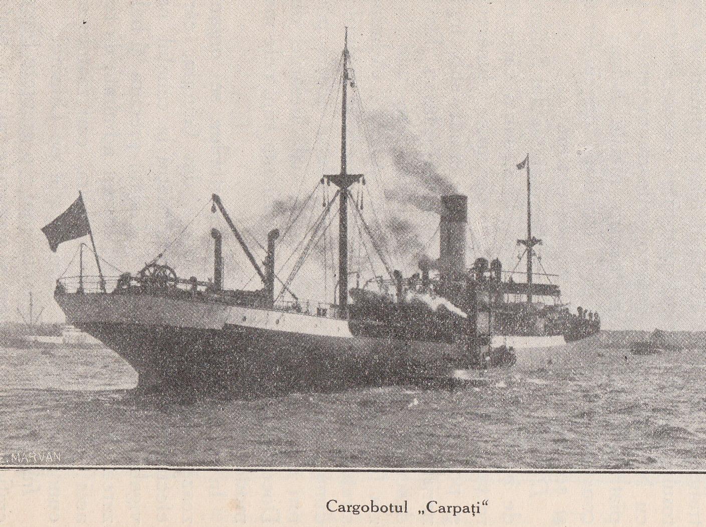 """Cargoul """"Carpaţi"""" (2)"""