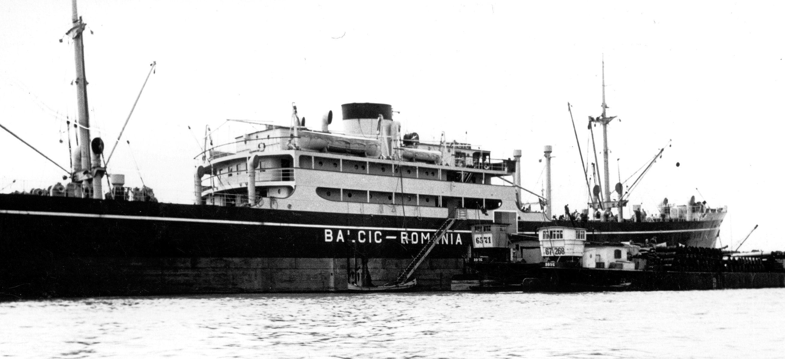 "Cargoul ""Vojvodina"" (ex-""Balcic"") (1)"