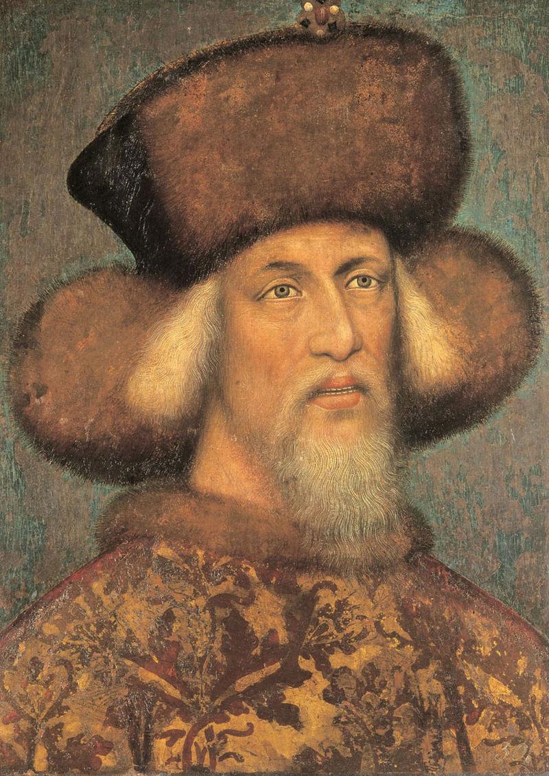 Împăratul Sigismund.