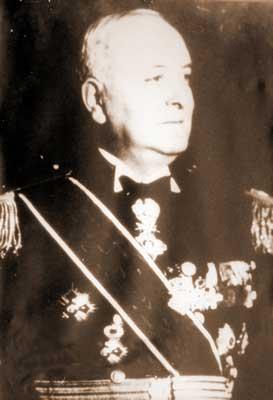 Viceamiralul Ioan Bălănescu.