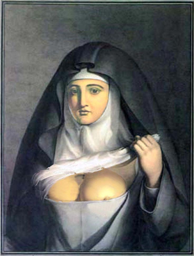 """""""Două femei voluptoase ale imperiului"""", Teodora şi fiica ei Marozia (în imagine), """"au condus papalitatea secolului al X-lea"""""""