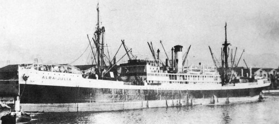Nava mixta ALBA IULIA (a)