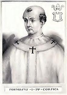 Papa Formosus.