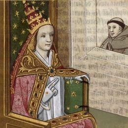 Papesa Ioana Anglicus a VIII-a.