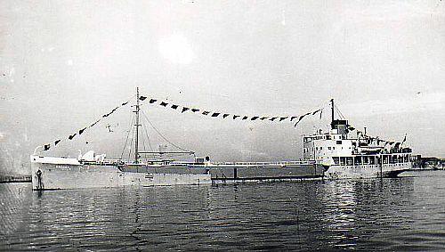 """Petrolierul norvegian """"Irania"""" a fost vinovat de coliziunea, care a provocat naufragiul navei turcești """"Yekta""""."""