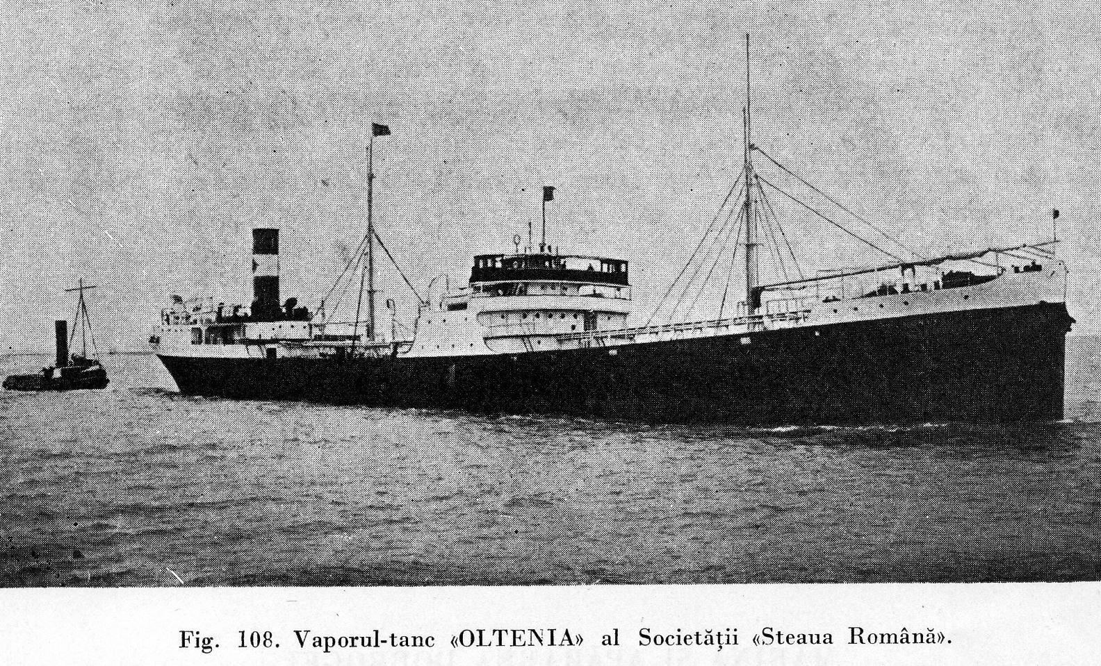 Petrolierul OLTENIA (2)