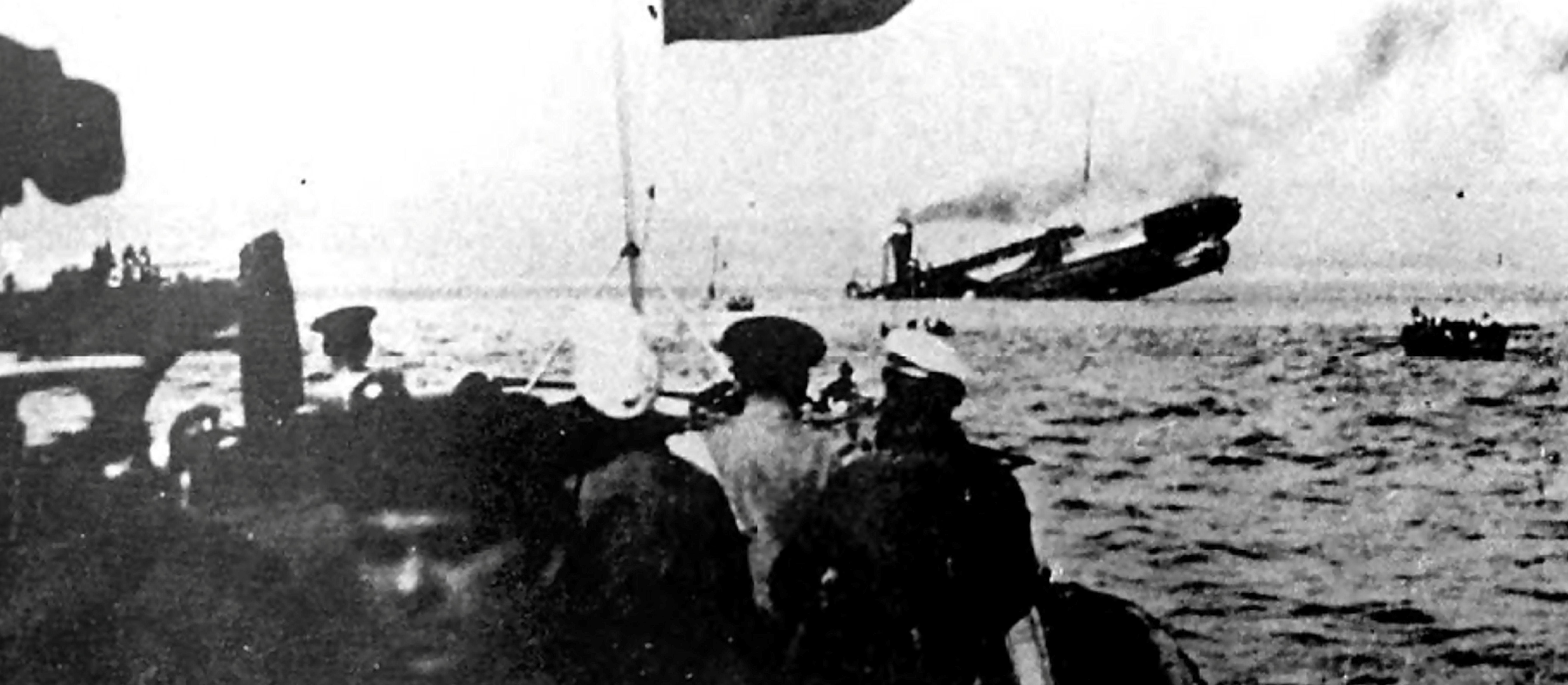 """10 octombrie 1941, ora 12:15, nava """"Regele Carol I"""" s-a scufundat în apele bulgărești ale Mării Negre, ducând în adâncuri trupurile a 21 de marinari."""