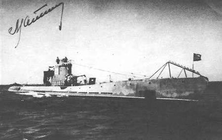 Submarin S-33, clasa Stalinec.