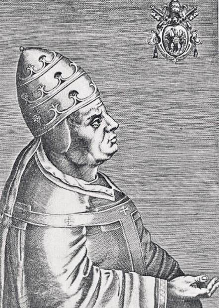 Papa Urban al VI-lea.