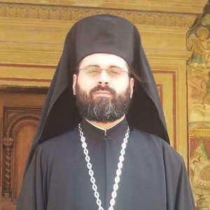 Preotul Benedict Georgescu.