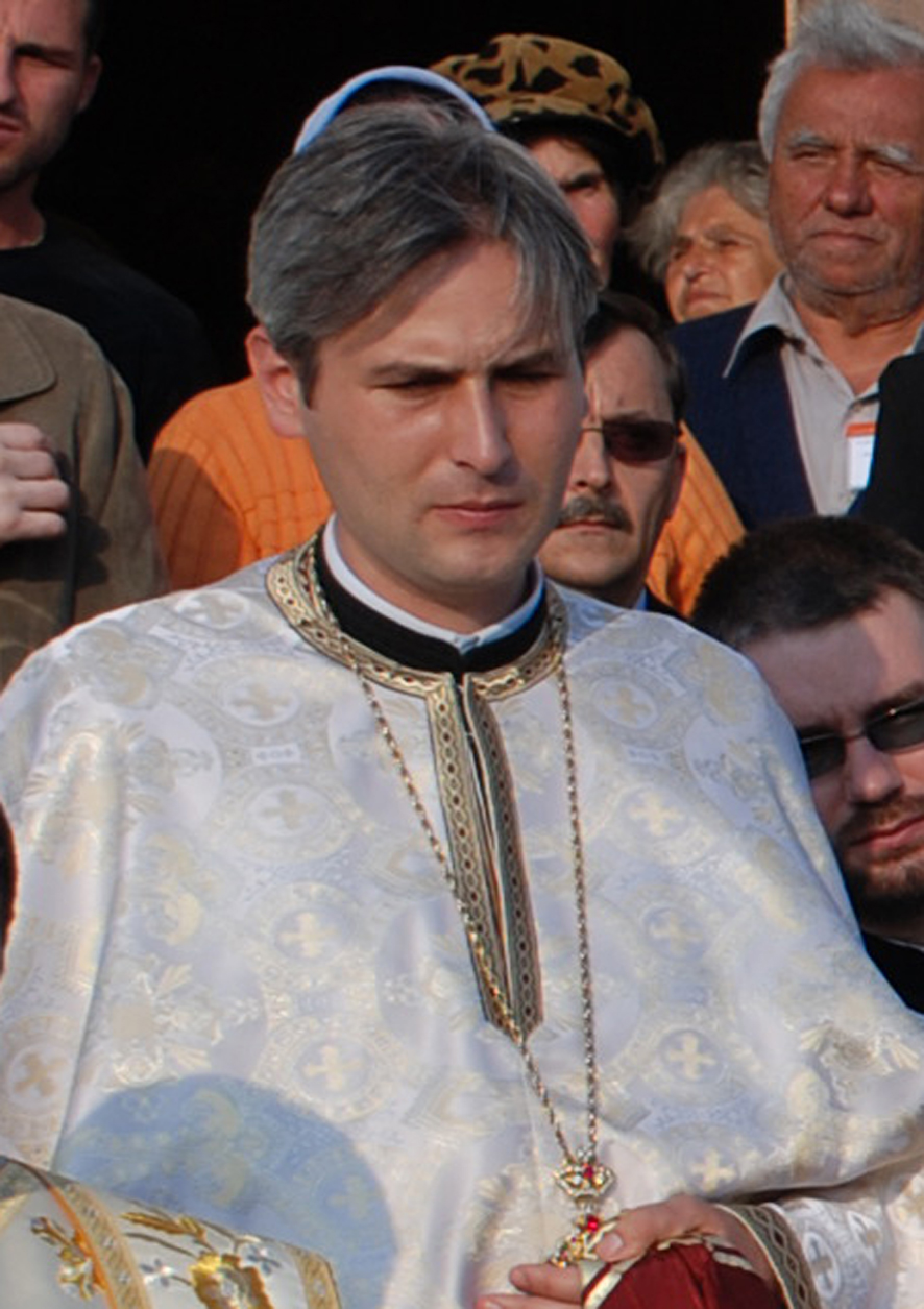 Cârlan Vasile - protopop Mangalia.