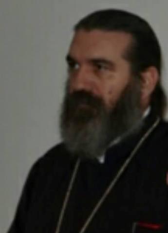 Mitu Cosma, vicar.