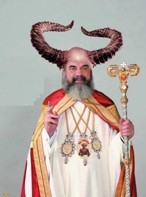 Patriarhia Română își acoperă gunoaiele și este complice cu Teodosie!