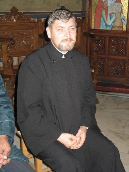 Preot Nicolae Poalelungi,