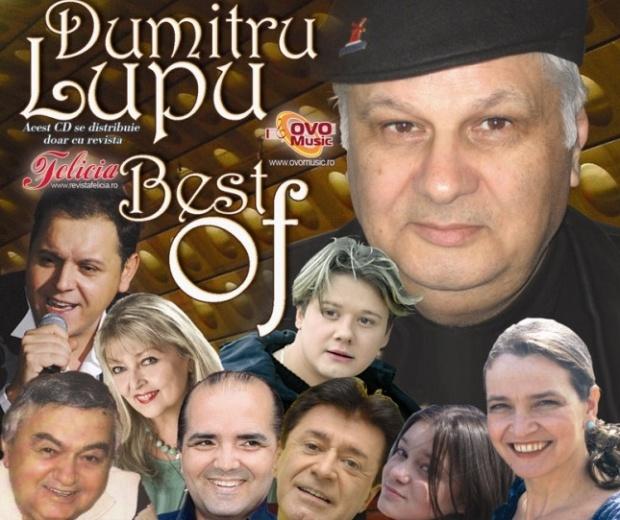 """Best of Dumitru Lupu - """"Șlagăre pentru sufletul tău""""."""