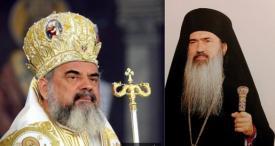 Daniel - neimplicat, Teodosie - inculpat, Sf. Sinod făcut de rahat.