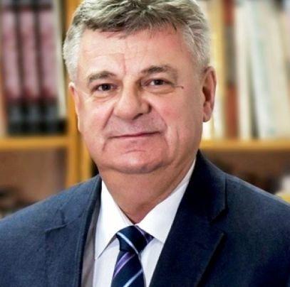"""Prof. univ. dr. Sorin Rugină - rectorul Universității """"Ovidius"""" din Constanța."""