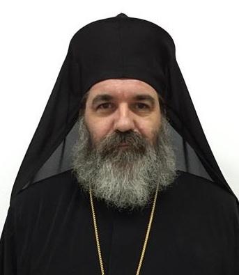 Conf. Univ. Dr. Costel Cosma Mitu - decanul Facultății de Teologie Constanța.