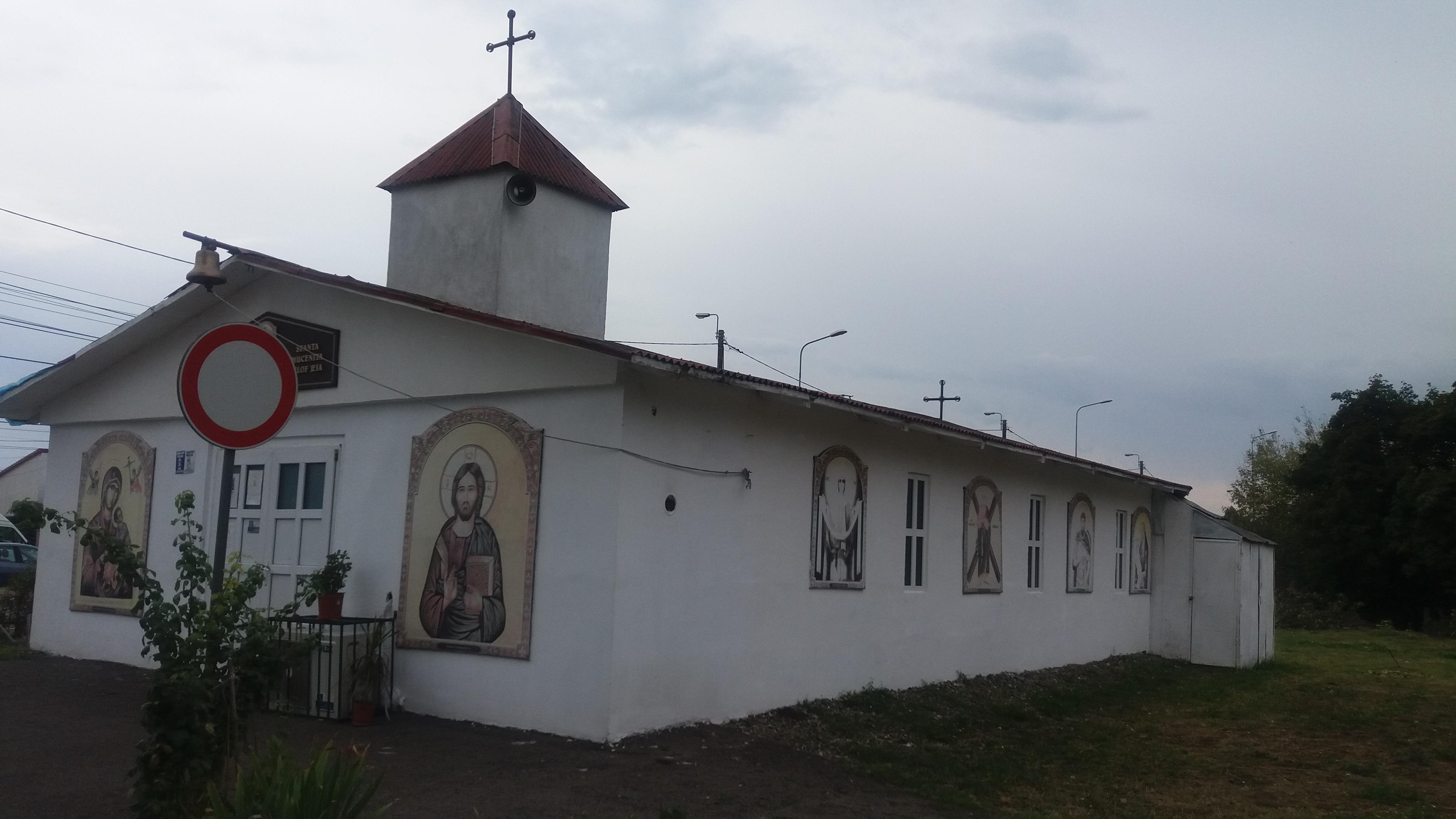 Biserica Sf. Muceniță Filofteia (zona Doraly)