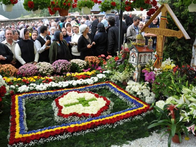 Pomenirea celui care a fost Părintele Justin Pârvu, Voievodul Ortodoxiei Românești de la Mănăstirea Petru Vodă.