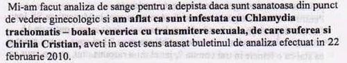 Fragment din MEMORIUL unei victime către Teodosie. Teodosie nu a făcut absolut nimic, nici măcar nu a răspuns plângerii femeii.