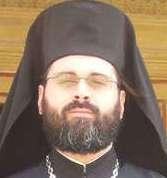 Protosinghel Benedict Georgescu zis Beni, unul dintre intimii lui Teodosie.