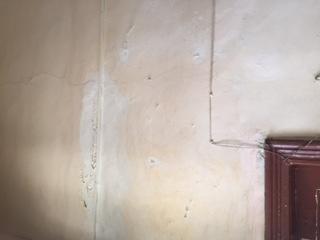 """Hal de perete din incinta clădirii patrimoniu a """"Școlii Europene"""" (Colegiul Pedagogic)!!!"""